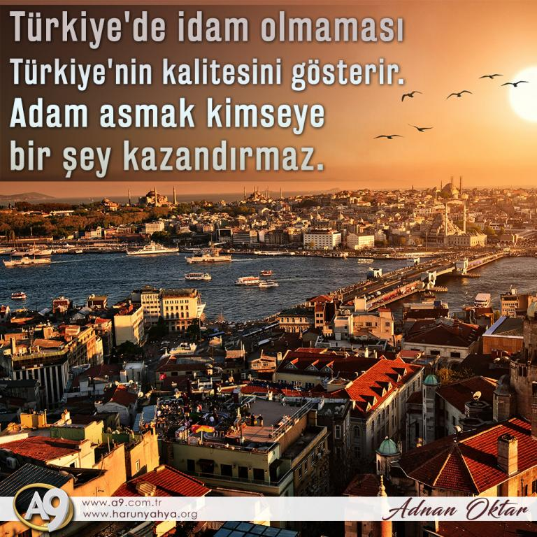 "<table style=""width: 100%;""><tr><td style=""vertical-align: middle;"">Türkiye""de idam olmaması Türkiye""nin kalitesini gösterir. Adam asmak kimseye bir şey kazandırmaz.</td><td style=""max-width: 70px;vertical-align: middle;""> <a href=""/downloadquote.php?filename=quoteofday_14687955074085.jpg""><img class=""hoversaturate"" height=""20px"" src=""/assets/images/download-iconu.png"" style=""width: 48px; height: 48px;"" title=""Resmi İndir""/></a></td></tr></table>"
