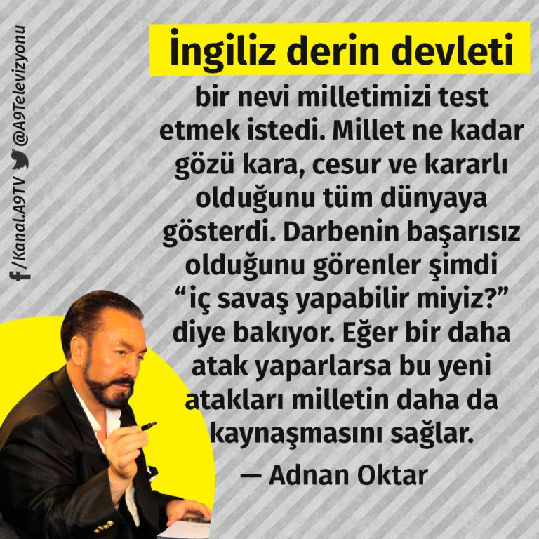 "<table style=""width: 100%;""><tr><td style=""vertical-align: middle;"">İngiliz derin devleti bir nevi milletimizi test etmek istedi.</td><td style=""max-width: 70px;vertical-align: middle;""> <a href=""/downloadquote.php?filename=quoteofday_14701524854706.jpg""><img class=""hoversaturate"" height=""20px"" src=""/assets/images/download-iconu.png"" style=""width: 48px; height: 48px;"" title=""Resmi İndir""/></a></td></tr></table>"